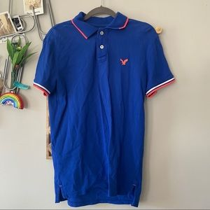 American Eagle Colorful Polo Short Sleeve
